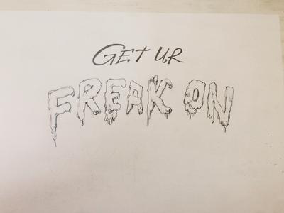 Halloween Sketching