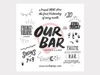 Our Bar Promo 2