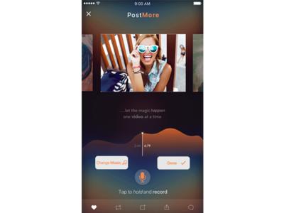 Edit Master (Video App Concept)