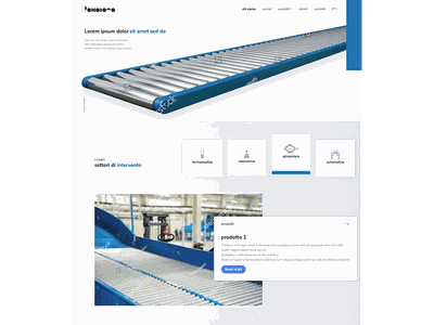 Pomodoro Project landing page web agency web design company web