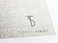 Tequila Sunset Pattern