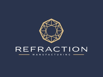 Refraction Manufacturing Logo