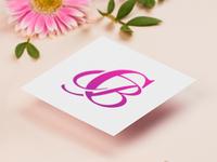 Camelia Bara Monogram Logo