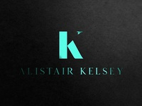 Alistair Kelsey logo jewelry logo