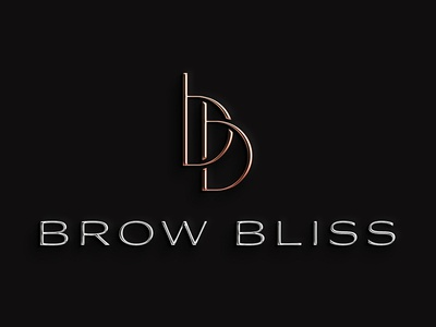 Brow Bliss Logo
