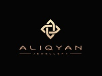 ALIQYAN Jewelry Logo Design