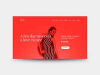 Burst - Multipurpose (E-commerce Page)