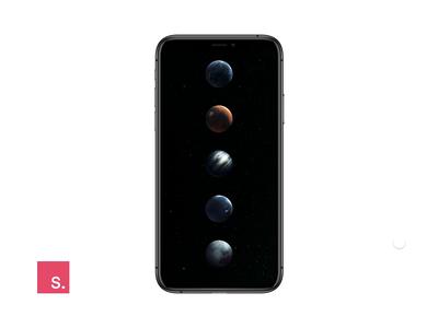 Solar System Transition