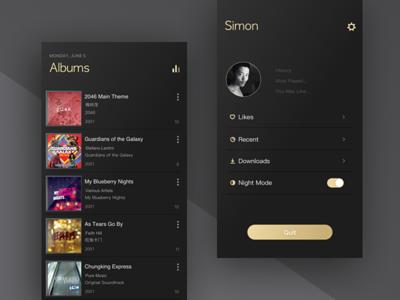 Ousic Music App