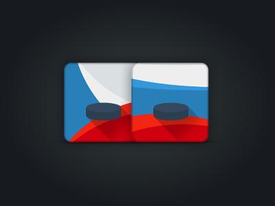 IIHF iOS App Icon Concept