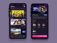 Korean TV Show Streaming App