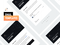 WIP Email templates
