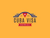 Cuba Visa Bureau Logo