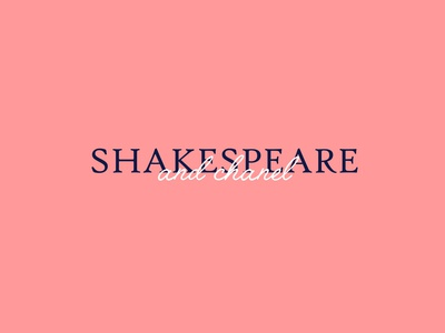 Shakespeare & Chanel Logo
