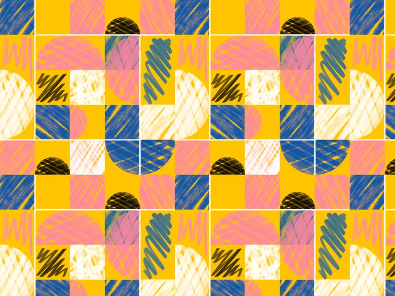 Geometric texture pattern colors marker texture geometric patter