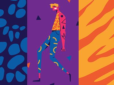 Love it! woman man love branding motion design animated series 2d animation explainer motion graphics commercial illustration design animation