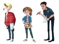 Character Design Set #1
