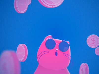 C.R.E.A.M. design characterdesign loop animation aftereffects