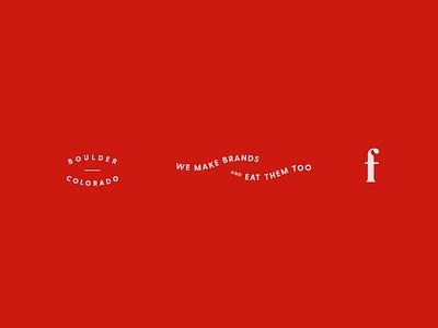 #fiddlybits monogram sanserif layout typography icon