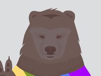 Bear — Illustration