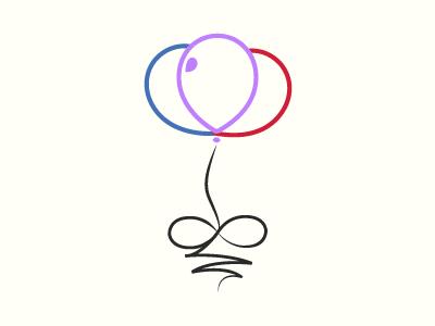 Birthday balloon 02
