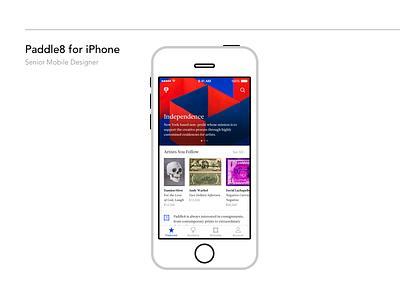 Portfolio site Phone portfolio personal iphone