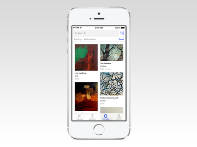 Artworks ios mobile artworks refine detail ux flow