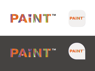 Paint™  Thirty Logos nuision thirty logo thirtylogos logo. icon