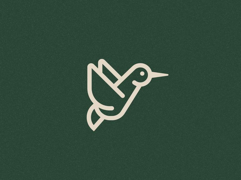 BookSet symbol symbol fly woodpecker branding bird logo icon illustration