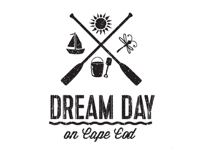 Dream Day identity branding logo design