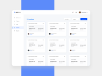 Invoice Organizing Dashboard