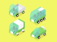 Truck variations
