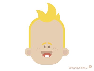 Making babies illustratie vector baby