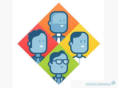 Something new dordrecht infomation animatie vector illustratie illustration
