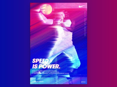 Sports Poster Exercise