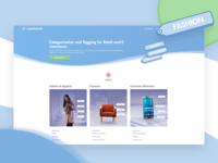Landing Page - Image Annotation for E-commerce