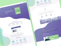 Curvy Landing Page : Revamped SupaAgent Page