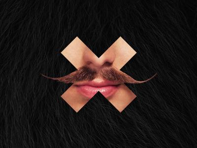 Movember x Delete