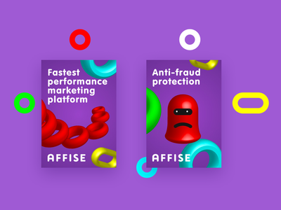Affise banners