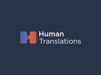 Human translations logo