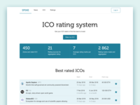 Spine ICO rating