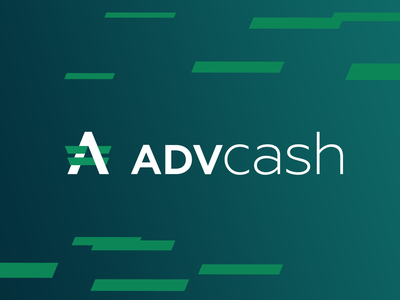 Advcash logo currency e-payment e-wallet advcash bitcoin epayments logo