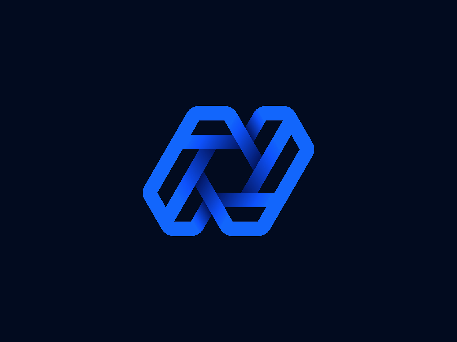 Letter N Logo Unused Proposal By Dmitry Lepisov On Dribbble