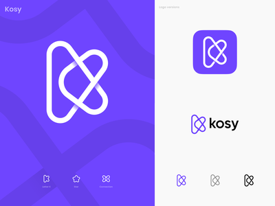 Kosy Approved Logo Design