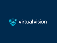Virtual Vision logo