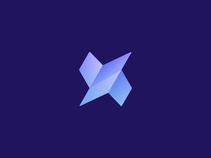 MM + Arrows Logo Concept mark sign icon symbol unused symmetry identity branding logo lightning bolt exchange origami flowchart star diagram gradient polygons arrows arrow