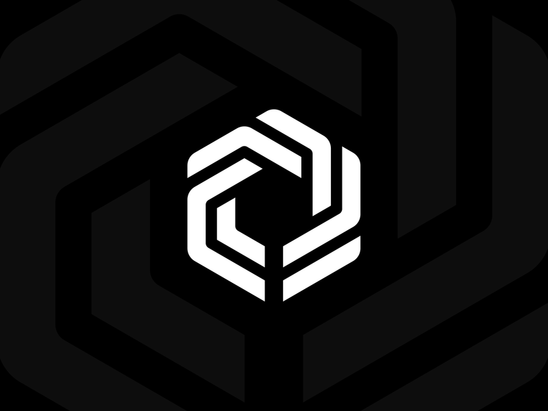 Immutable final logo sign tech crypto stripes circuit stone it lock teleport geometry cybersport esports publisher blockchain gaming key spiral portal hexagon branding identity logo