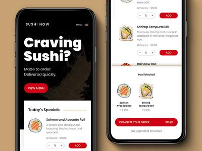 Sushi Now Rebound