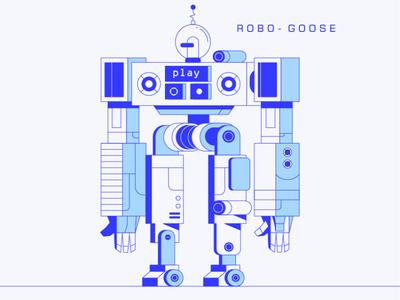 robo-goose