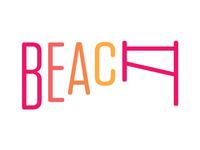 Beach Volleyball Logo